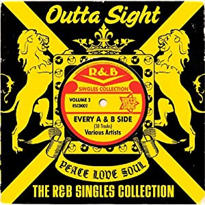 Vol. 2-R&B Singles Collection