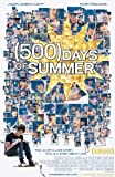 500 Days of Summer Poster Movie 11 x 17 In - 28cm x 44cm Zooey Deschanel Joseph Gordon-Levitt Matthew Gray Gubler Minka Kelly