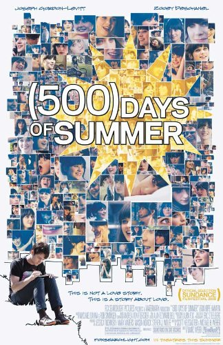 500 Days of Summer - Movie Poster - 27 x 40