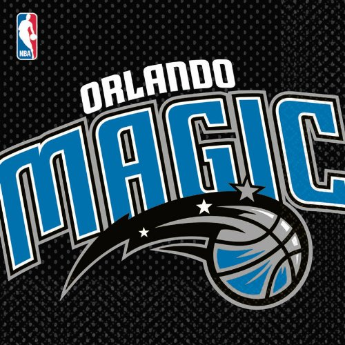 Orlando Magic Basketball - Lunch Napkins (16)