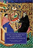 img - for Design and Distribution of Late Medieval Manuscripts in England (Manuscript Culture in the British Isles) book / textbook / text book