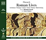 img - for Roman Lives: Coriolanus, Pompey, Caesar, Cicero, Brutus, Mark Antony by Mestrius Plutarchus (2004-02-01) book / textbook / text book