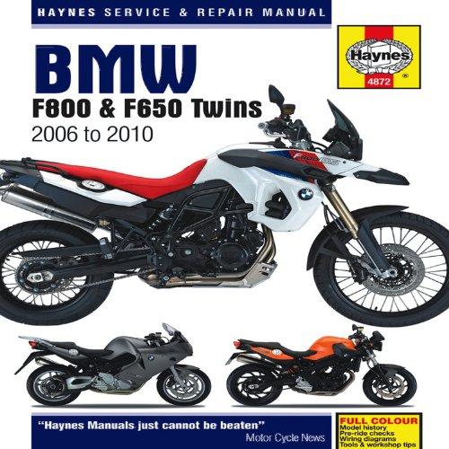 Bmw F800gs Manual