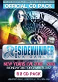 Various Artists Sidewinder NYE 2012-2013 6xCD Pack