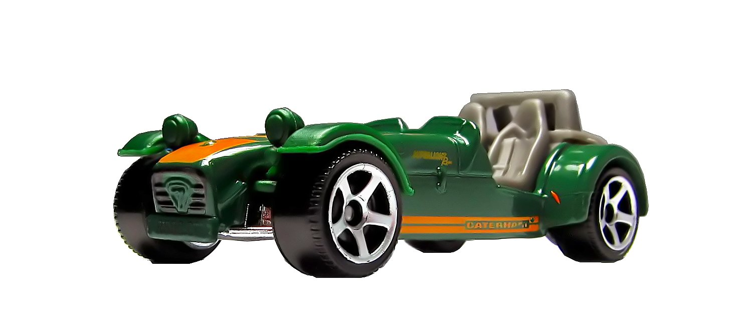 Matchbox Roadster Caterham Superlight R500 grün online bestellen