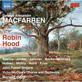 Robin Hood: Act I: Trio: A dark and troublous time (Robin, Marian, Sheriff)
