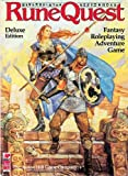 img - for Runequest (3rd) Deluxe Edition book / textbook / text book