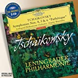 "Tchaikovsky: Symphonies Nos.4, 5 & 6 ""Pathetique"" (DG The Originals)"