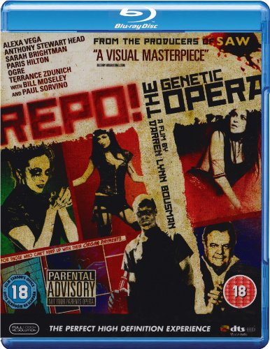 Repo - A Genetic Opera [Edizione: Regno Unito] [Edizione: Regno Unito]
