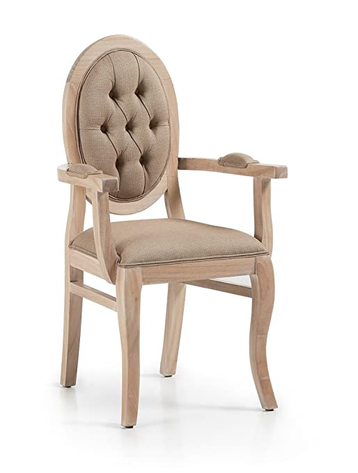 Upholstered armchair : Collection BROMO