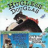 img - for Hugless Douglas Set of Three Paperback Books By David Melling Includes Hugless Douglas and the Big Sleep-over, Hugless Douglas & I Love You Hugless Douglas book / textbook / text book