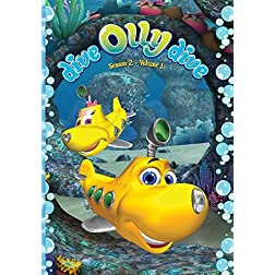Dive Olly Dive Season #2 - Volume 1