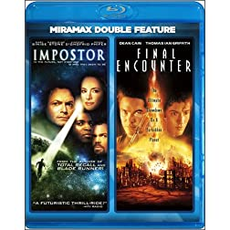 Impostor / Final Encounter [Blu-ray]