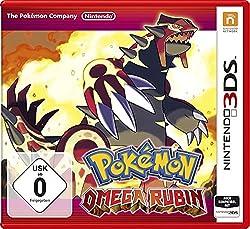 3DS Pokemon Omega Ruby. Fur Nintendo 3DS