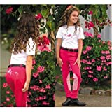 TuffRider Whimsical Horse Embroidered Pullon Jodhpurs