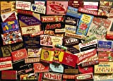 Gibsons Sweet Memories of the 1950's jigsaw puzzle. (1000 pieces)
