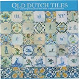 Vintage Dutch Tiles Magnet Set