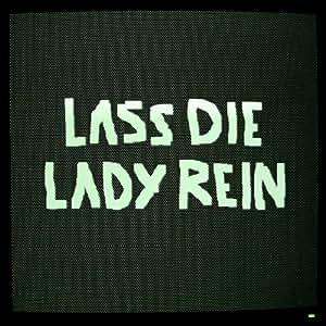 Lass Die Lady Rein (Vinyl+CD) [Vinyl LP] [Vinyl LP] [Vinyl LP]
