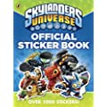 Skylanders Universe: Official Sticker Book