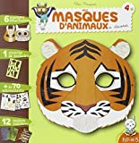 Mes masques d'animaux