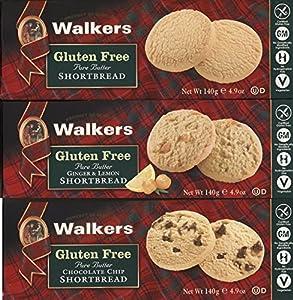Gluten-Free Chocolate-Ginger Shortbread Cookies Recipes — Dishmaps