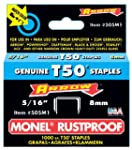 Arrow Fastener 505M1 Monel Genuine T5...