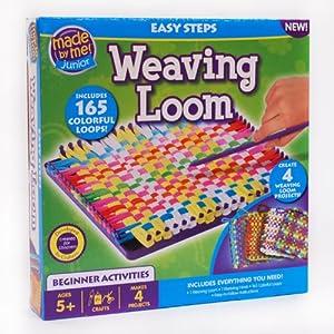 Made By Me Junior Weaving Loom