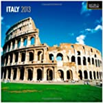 Italy 2013 Square 12X12 Wall Calendar