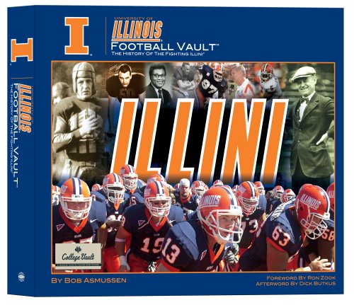University of Illinois Football Vault, Bob Asmussen