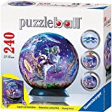 Magical Night 240 Piece Puzzleball with Stand