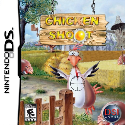 Zoo Games-Chicken Shoot