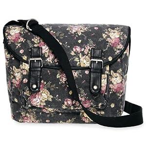 Olsenboye® Floral Messenger Shoulder Bag 102