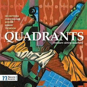 Quadrants: Modern String Quartets