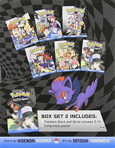 POKEMON BLACK & WHITE GN BOX SET VOL 02
