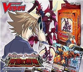 カードファイト!! ヴァンガード VGE-TD02 トライアルデッキ <英語版> Dragonic Overlord