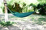 Army Green Ultra Light Hammocks with Tree Strap