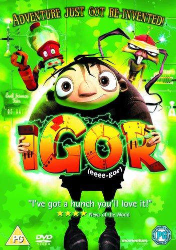 Igor [Edizione: Regno Unito]