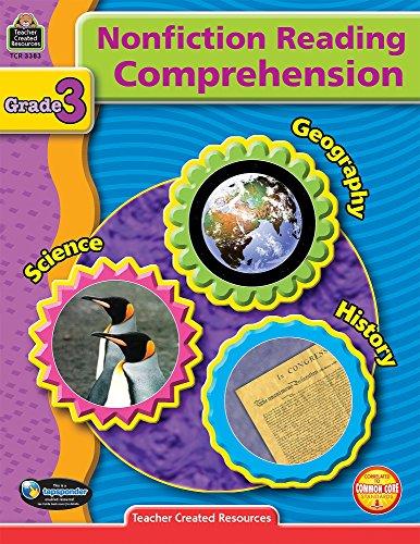 Nonfiction Reading Comprehension Grade 3 PDF