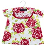 Ragged Rose 1-Piece Cotton Peggy, Red