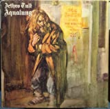 JETHRO TULL AQUALUNG vinyl record