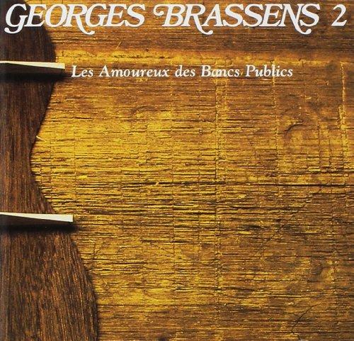Georges Brassens - Les amoureux des bancs publics (1953) [FLAC] Download