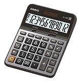 Casio GX-120B Electronic Desktop Calculator with 12-Digit Extra Large Display (6.9×5.1 in) (Tamaño: 6.9×5.1 in)