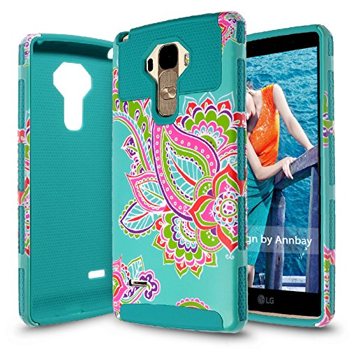 Click to buy LG G Stylo/LG G4 Stylus (LS770) Case,AnnBay(TM)2in1 Hybrid Case Heavy Duty High Impact Case with Totem Pattern for LG G4 Stylus (Blue) - From only $69.99