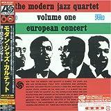 echange, troc The Modern Jazz Quartet - European Concert