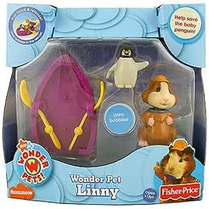 Amazon.com: Wonder Pets Playset [Linny]: Toys & Games