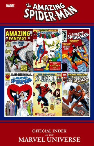 The Amazing Spider-Man: Official Index to the Marvel Universe