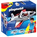 Playmobil - 4342 Turbojet To Go