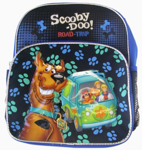 Scooby 12 5in Backpack Machine Backpack