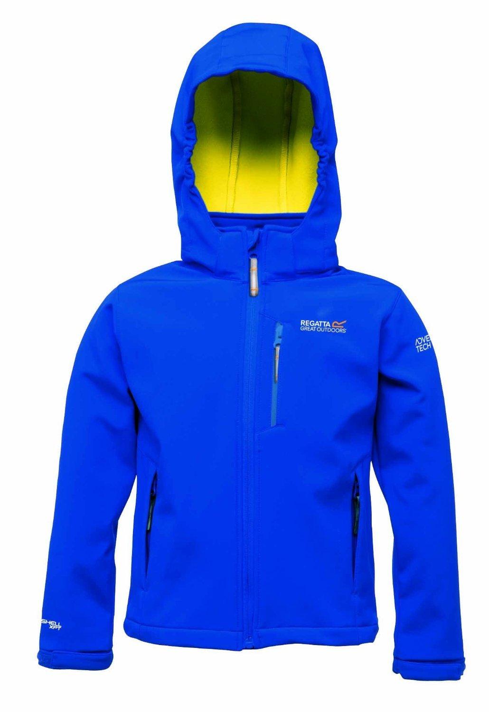 Regatta Airblaze Kinder Softshelljacke oxford blue kaufen