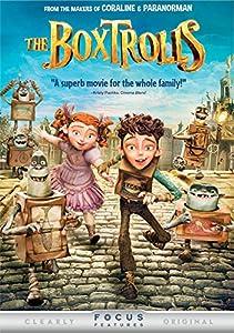The Boxtrolls by Universal Studios